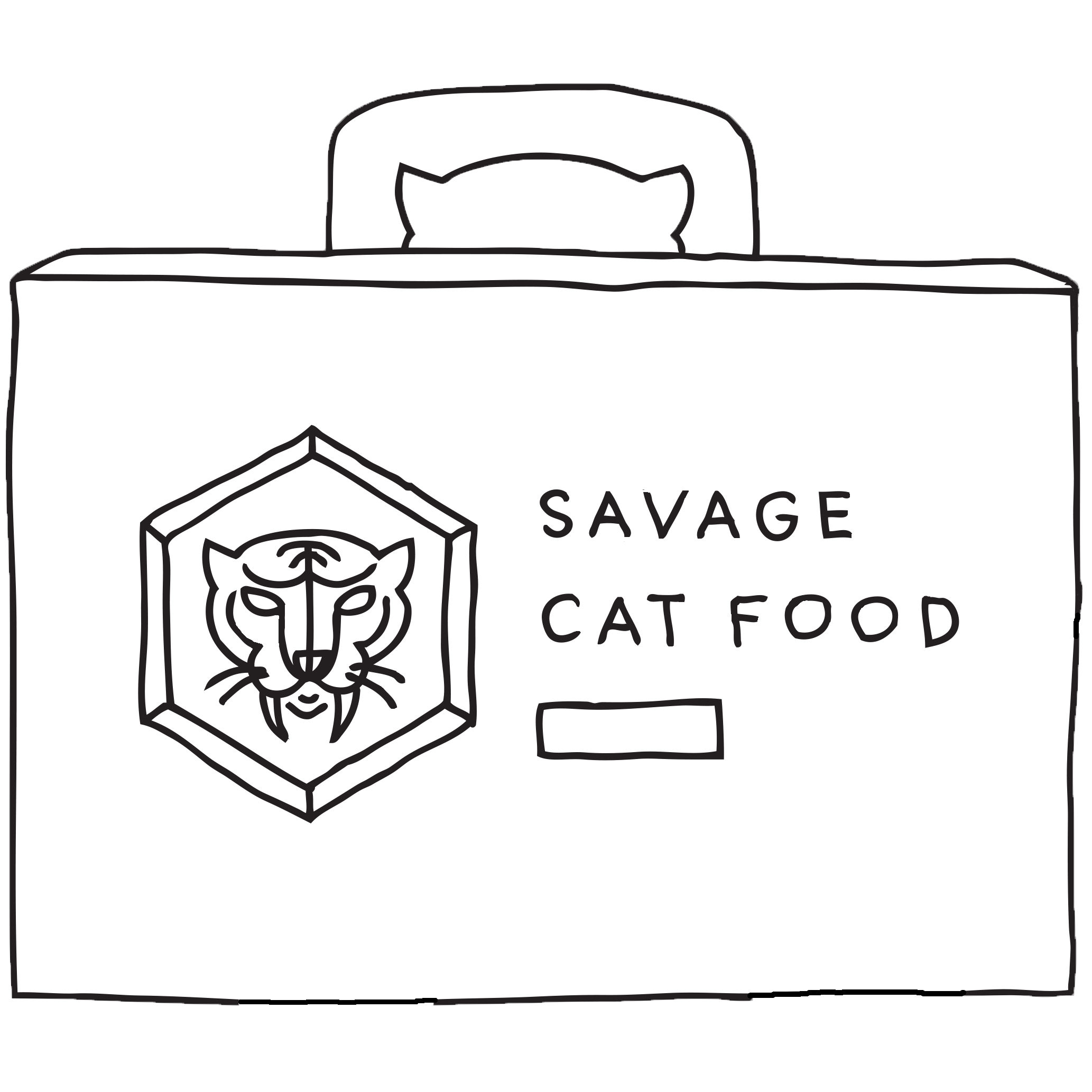 Leave Raw Cat Food Out To Thaw